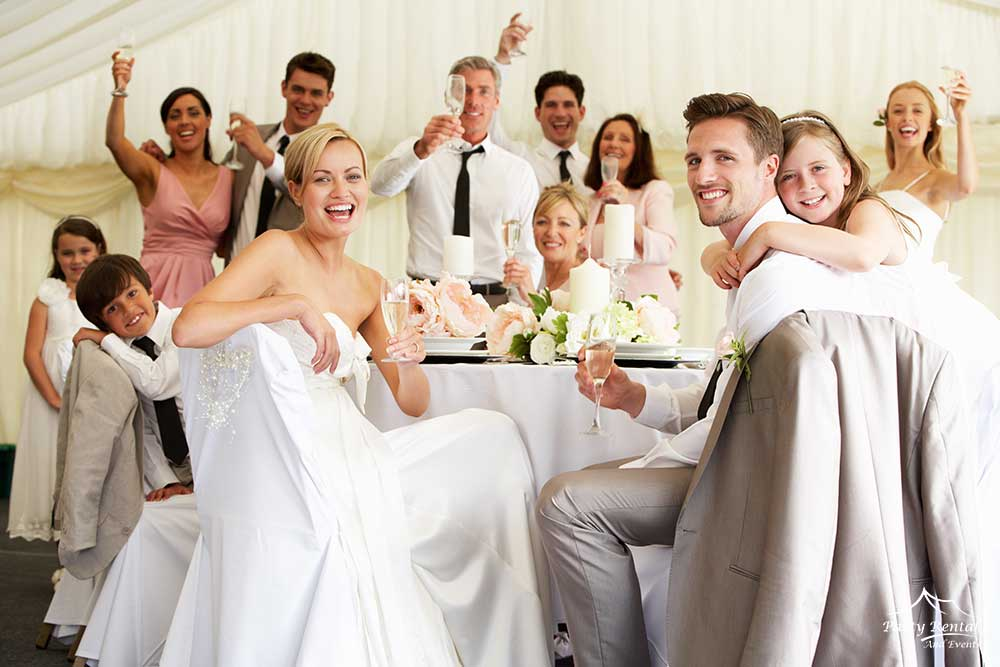 Top Secrets to a Fun Wedding Reception